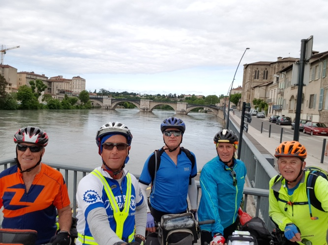 Bicycle Trip in France