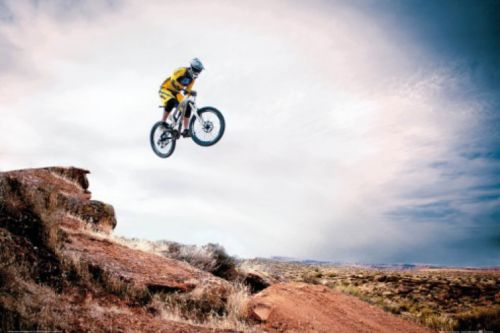 Freeride Biking