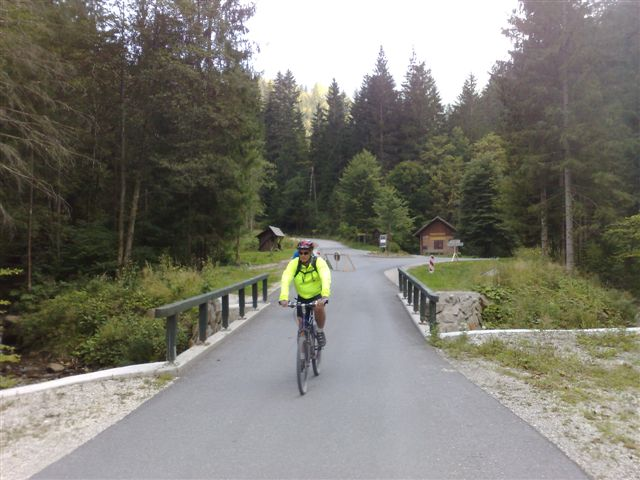 Bicycle Tours in Slovenia