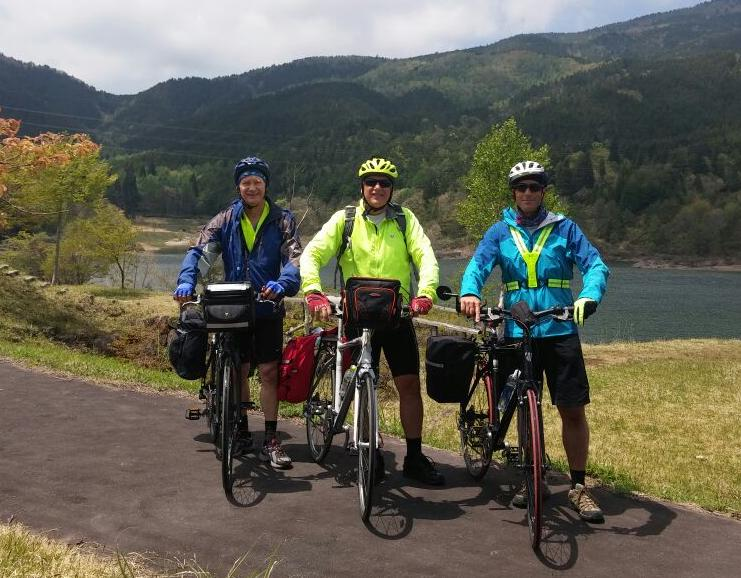 Bicycle Trip in Japan