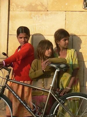 Bicycle Tours in India