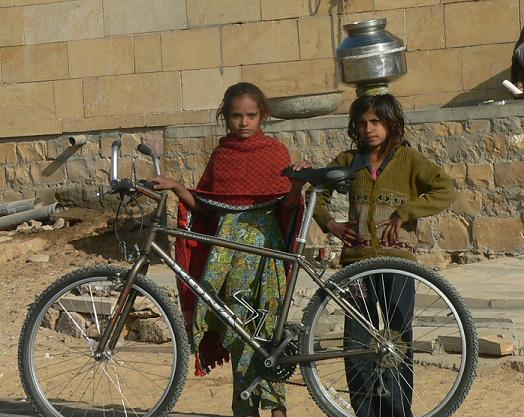 Cycling Tours of India