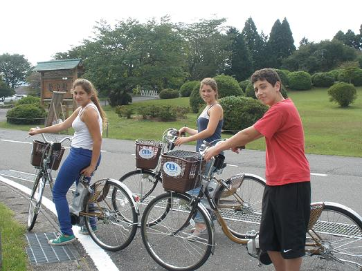 Bicycle Touring in Hakone, Japan