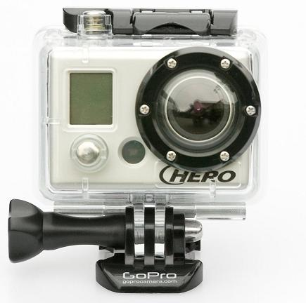 GoPro Helmet Video Camera