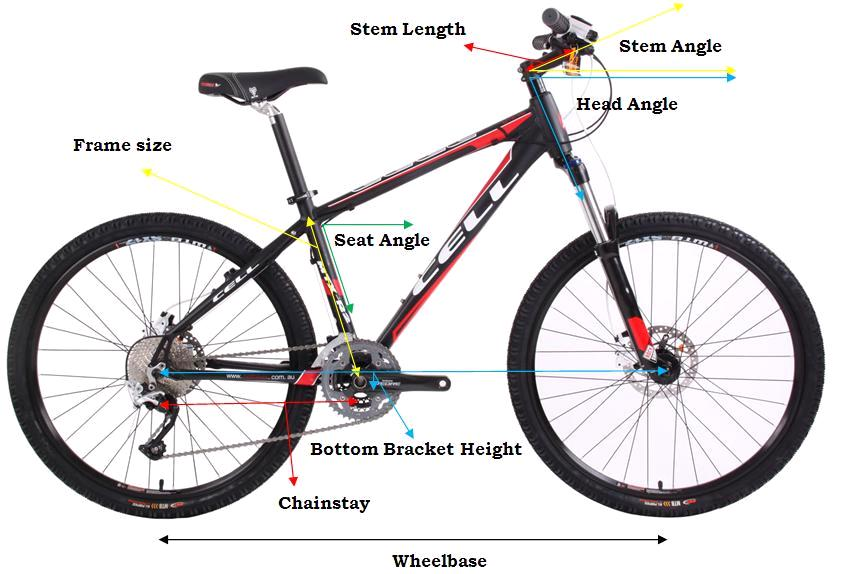What frame size mountain bike frame design reviews for How to buy a mountain