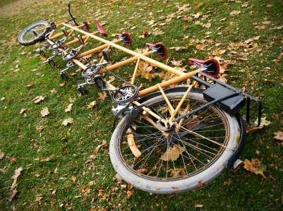Other Bicycles: Tandem bicycles