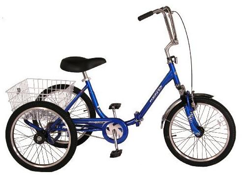 Bikes 3 Wheel Adult Wheel Bicycle