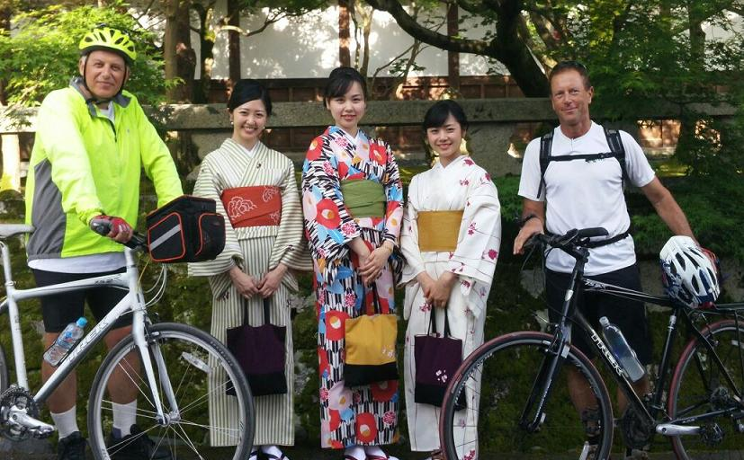 Bicycle Tours - Bicycle Trip in Japan
